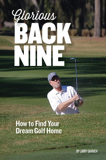 glorious back nine bookcover