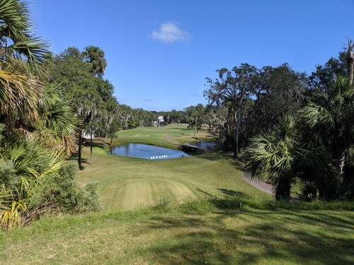 Plantation Course, Edisto, SC